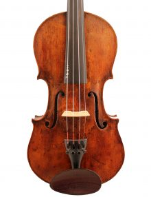 German Mittenwald violin lions head for sale at Bridgewood and Neitzert London