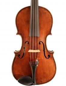 viola by August Hesel Schonbach 1899 for sale at Bridgewood and Neitzert London