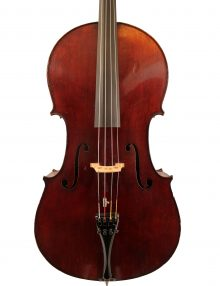 Cello by Neuner Mittenwald 1890 for sale at Bridgewood and Neitzert London