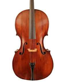 Cello by John Young Aberdeen 1829