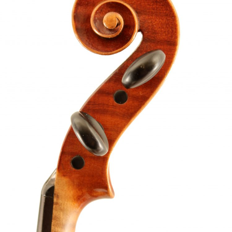 Violin by E Reinhold Schmidt Markneukirchen c1936 for sale at Bridgewood and Neitzert London