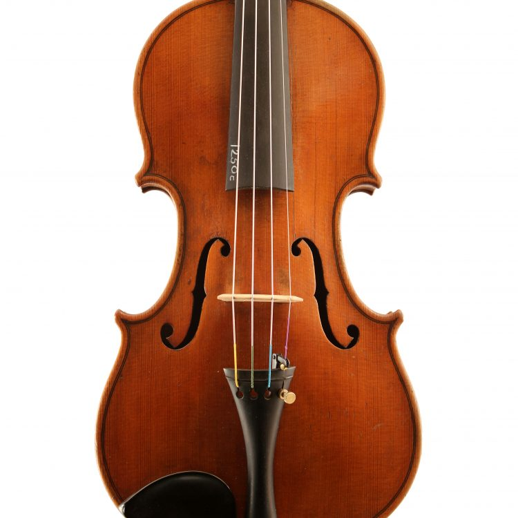 Violin by Hermann Wagner 1901 for sale at Bridgewood and Neitzert London