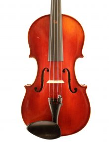 German-violin-c1900 for sale at Bridgewood and Neitzert London