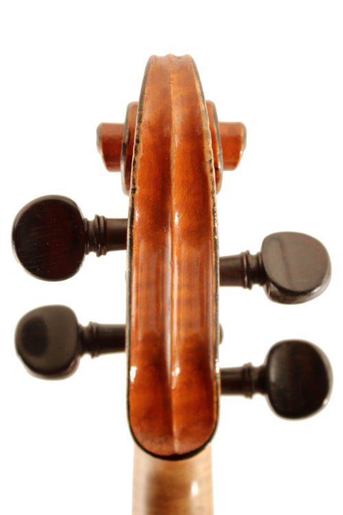 Mirecourt violin for sale at Bridgewood and Neitzert London