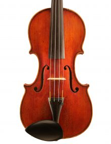 Violin-by-Charles-Harris-c1830-front