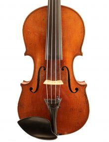 Violin-by-Lowendall-Berlin-c1890 for sale at Bridgewood and Neitzert London