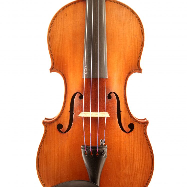 Violin-by-Thibouville-Lamy-no9 for sale at Bridgewood and Neitzert London