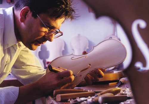 William John Violin maker