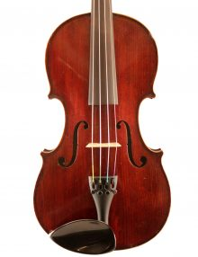 violin-by-J-Thibouville-Lamy-Compagnon-c1920 for sale at Bridgewood and Neitzert London