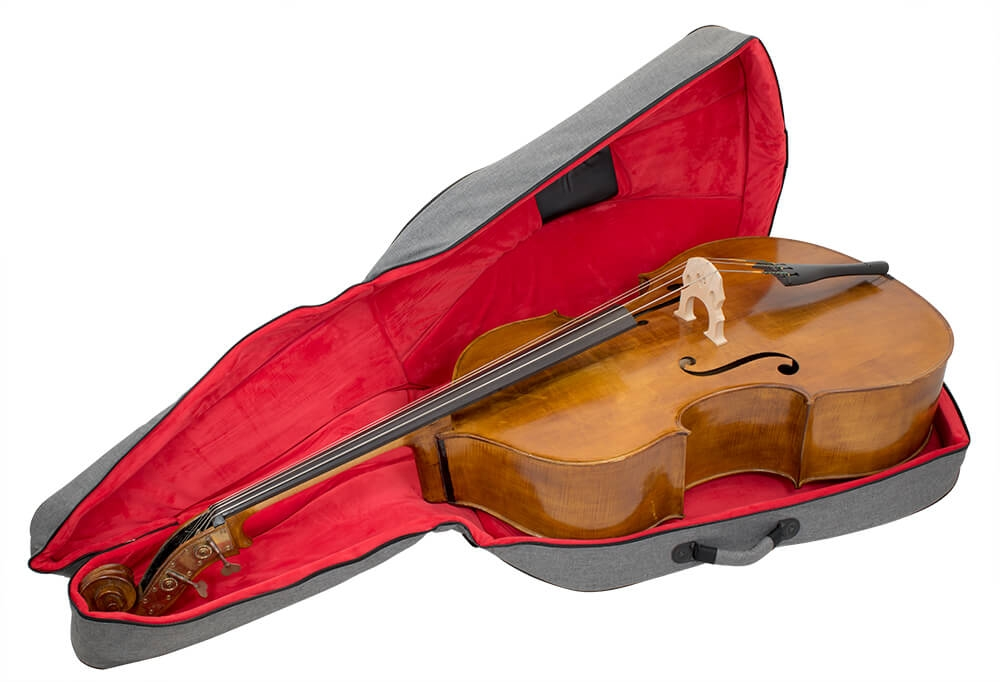 Tom & Will New Generation 3/4 Double Bass Bag for sale at Bridgewood and Neitzert London