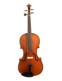German violin c.1890 for sale at Bridgewood and Neitzert London