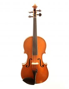 Breton French Violin c.1900 for sale at Bridgewood and Neitzert London