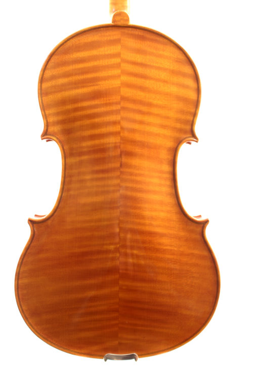 "Viola by Colin Irving 1980 16.25"" 412mm for sale at Bridgewood and Neitzert London"