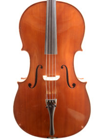 3/4 cello J Haide for sale at Bridgewood and Neitzert London