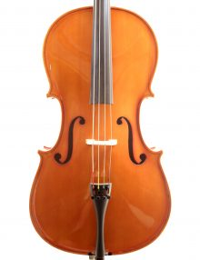 Andreas Zeller 1/2 Cello outfit for sale at Bridgewood and Neitzert London