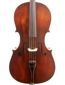 GERMAN MITTENWALD CELLO, C. for sale at Bridgewood and Neitzert London