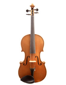 Violin by J B Collin-Mezin Paris 1900 for sale at Bridgewood and Neitzert London