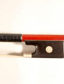 Pecatte Sielam Violin bow RS, Slvr mtd for sale at Bridgewood and Neitzert London