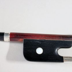 Viola Bow by Kurt Werner Uebel c.1954 for sale at Bridgewood and Neitzert London