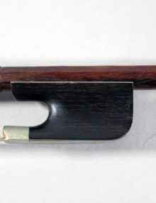 Classical period violin bow for sale at Bridgewood and Neitzert London