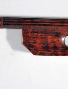 Baroque Viola Bow, Snakewood for sale at Bridgewood and Neitzert London