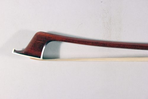 L'archet Brasil 3/4 Cello Bow, stamped 'S Trindade' for sale at Bridgewood and Neitzert London
