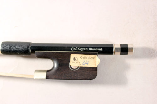 Col Legno 3/4 Carbon Cello Bow Standard for sale at Bridgewood and Neitzert London