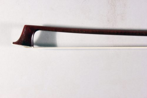 Jon Paul MUSE Carbon Violin Bow Silver mounted for sale at Bridgewood and Neitzert London