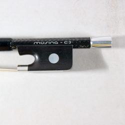 Arcus Musing C3 Violin Bow Carbon Fibre for sale at Bridgewood and Neitzert London