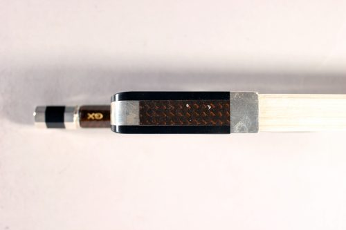Carbon Cello Bow Coda Diamond GX Model for sale at Bridgewood and Neitzert London