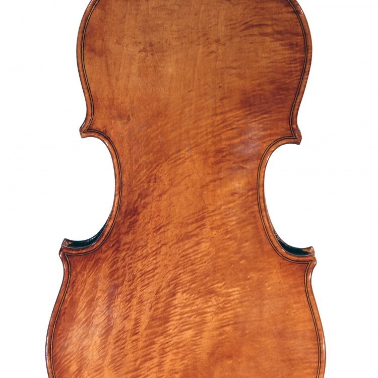 Violin by Fabio Chiari Florence 2015 for sale at Bridgewood and Neitzert London