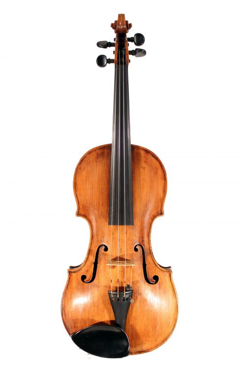 Violin by Jacobus Kolditz c.1731 for sale at Bridgewood and Neitzert London