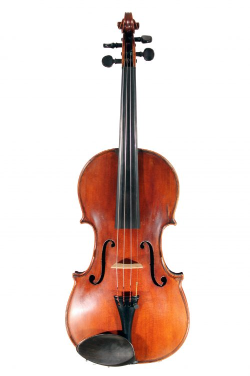 Violin by Thomas Earle Hesketh, Manchester 1938 for sale at Bridgewood and Neitzert London