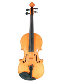 Violin by Nezih Girgin, Istanbul 2014 for sale at Bridgewood and Neitzert London