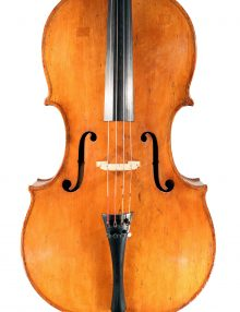 Cello by Henry Lockey Hill 1790 for sale at Bridgewood and Neitzert London