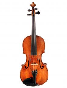 Italian Violin Florence c.1695-1700 for sale at Bridgewood and Neitzert London