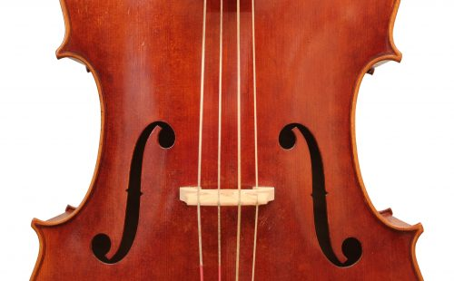 Baroque cello for sale at Bridgewood and Neitzert London