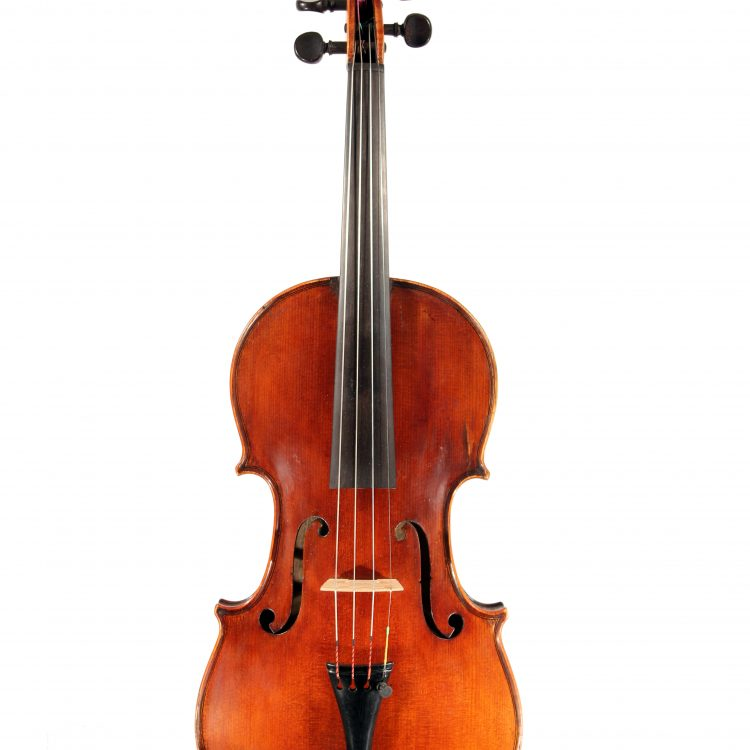 Violin by William Connant, USA 1884 for sale at Bridgewood and Neitzert London