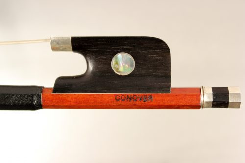 Cello bow by Ben Conover for sale at Bridgewood and Neitzert London