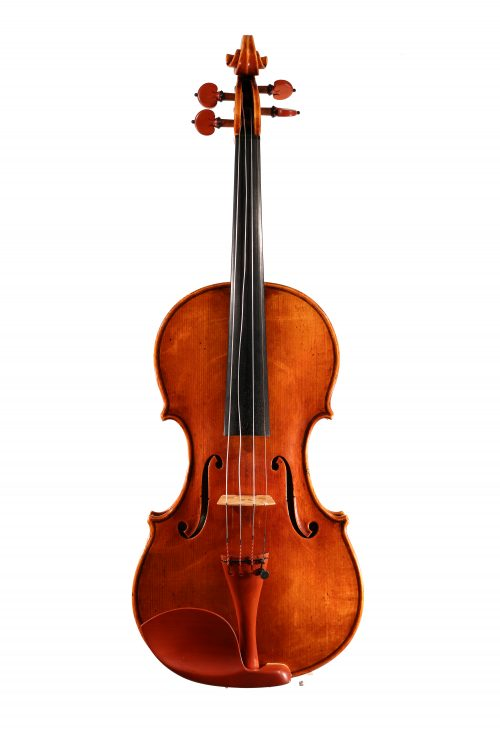 Violin by Ben Conover 2016 for sale at Bridgewood and Neitzert London