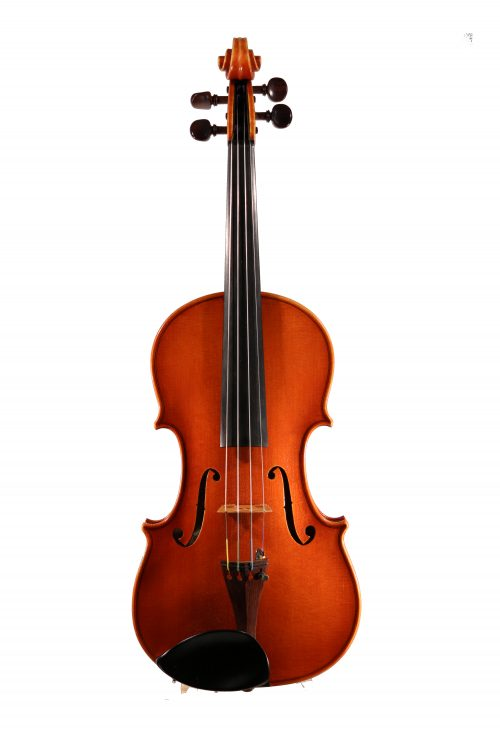 Violin by Patrick Jowett, Nottingham 2003 for sale at Bridgewood and Neitzert London