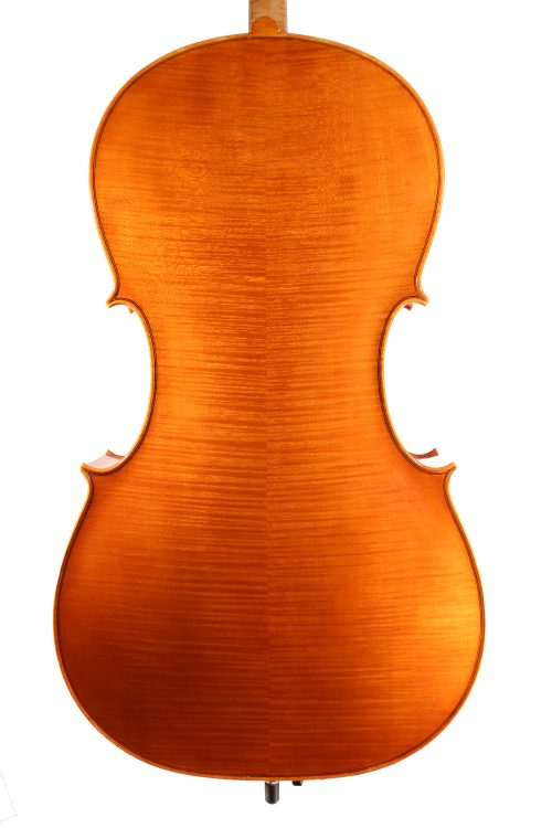 cello by Fergus Anderson, London 1994 for sale at Bridgewood and Neitzert London