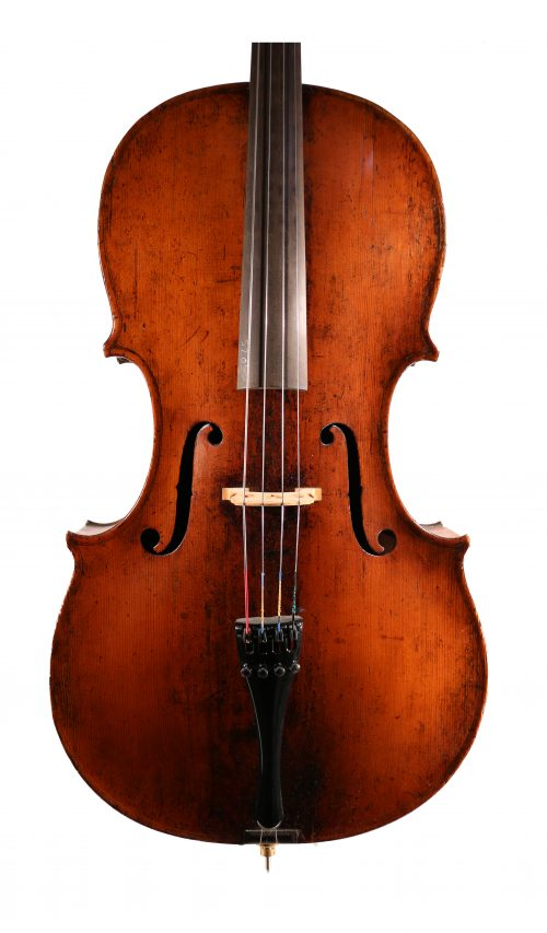 Cello by Lockey Hill available from Bridgewood and Neitzert London