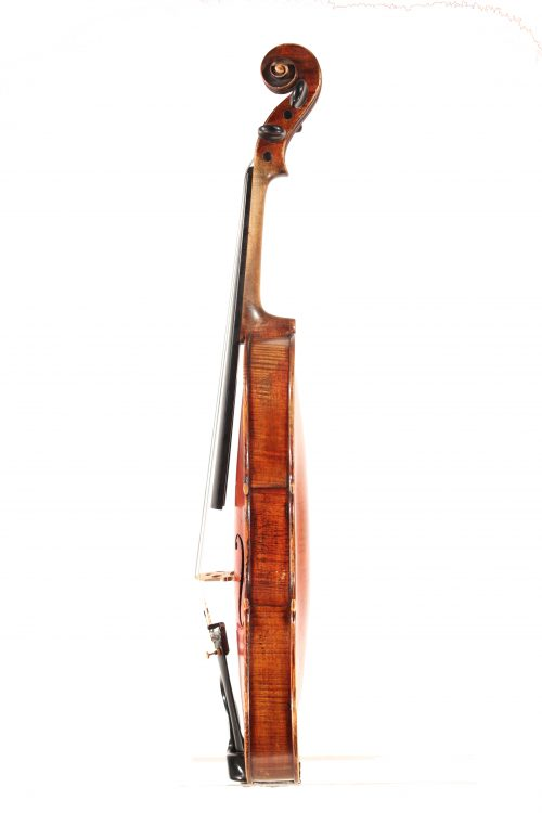 Violin, German Stradivari copy for sale at Bridgewood and Neitzert London