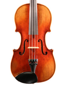 Hidersine Reserve Violin, Stradivari model, 2018 for sale at Bridgewood & Neitzert London