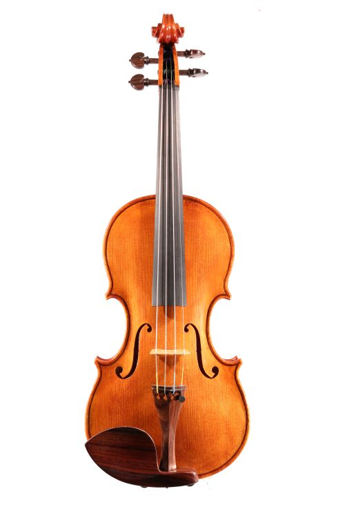 Italian violin by Eleonora Bambagione, Florence 2018. for sale at Bridgewood & Neitzert London