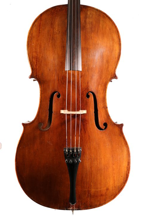 Cello by Joseph Hill, London c.1780 for sale at Bridgewood and Neitzert London