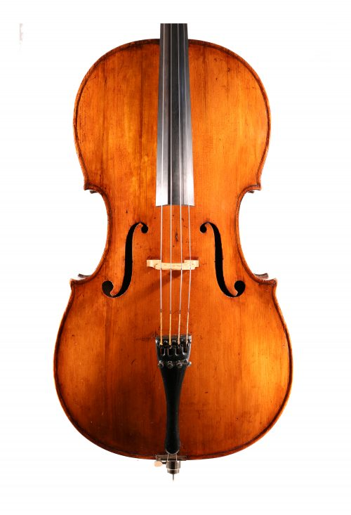 Cello possibly by Lockey Hill c.1790 for sale at Bridgewood & Neitzert London