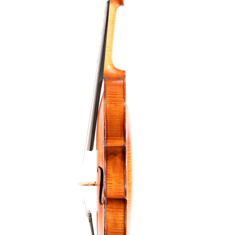 Baroque Violin By Remerus Liessem London 1733