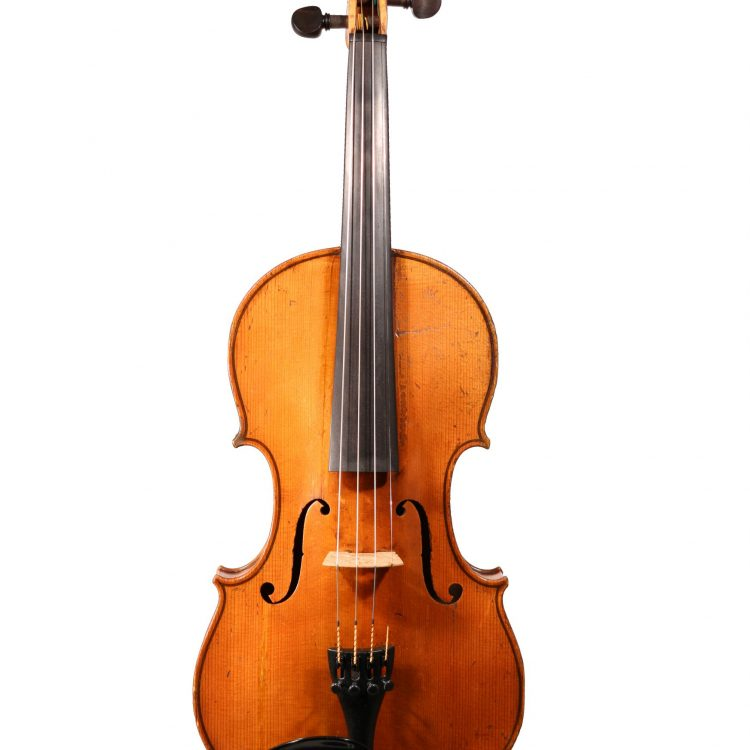 Violin by the Gebruder Schuster 1892 for sale at Bridgewood and Neitzert London